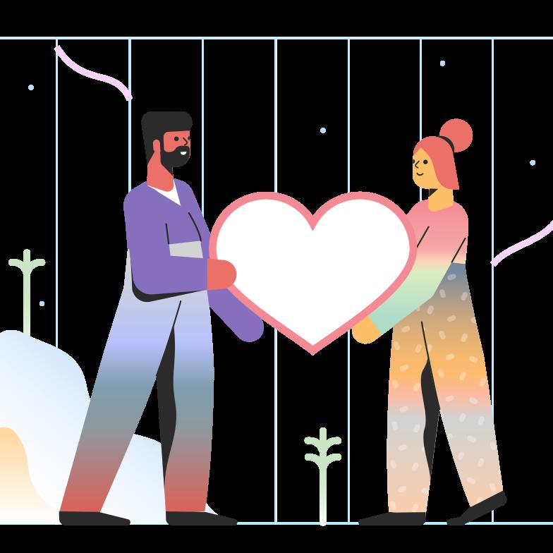 Love Clipart illustration in PNG, SVG
