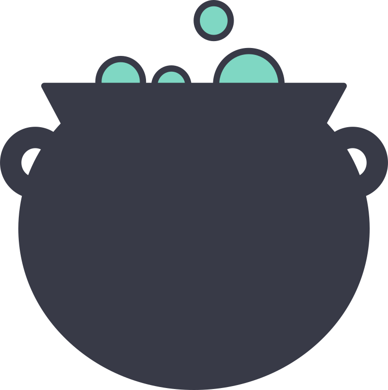 style cauldron Vector images in PNG and SVG | Icons8 Illustrations
