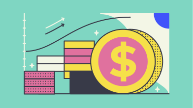 style Financial growth images in PNG and SVG | Icons8 Illustrations