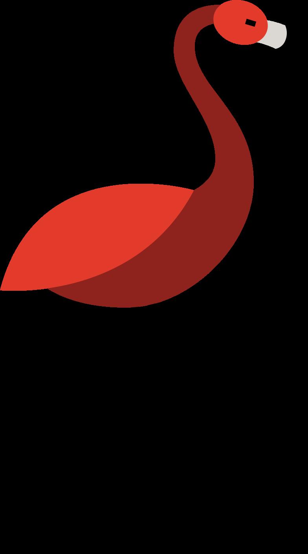 flamingo Clipart illustration in PNG, SVG