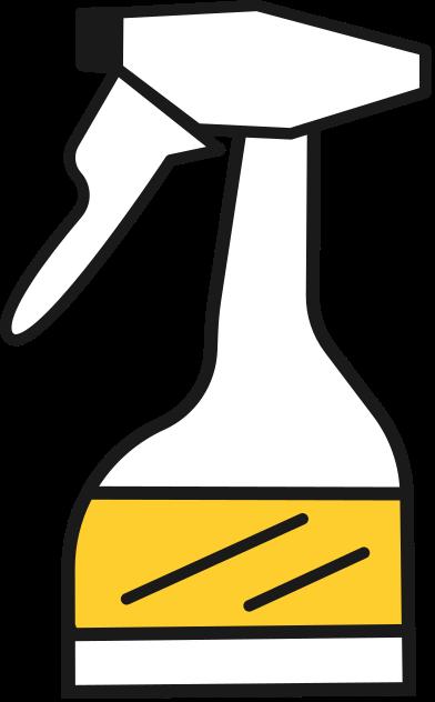 style flaschenreinigungsflüssigkeit images in PNG and SVG | Icons8 Illustrations
