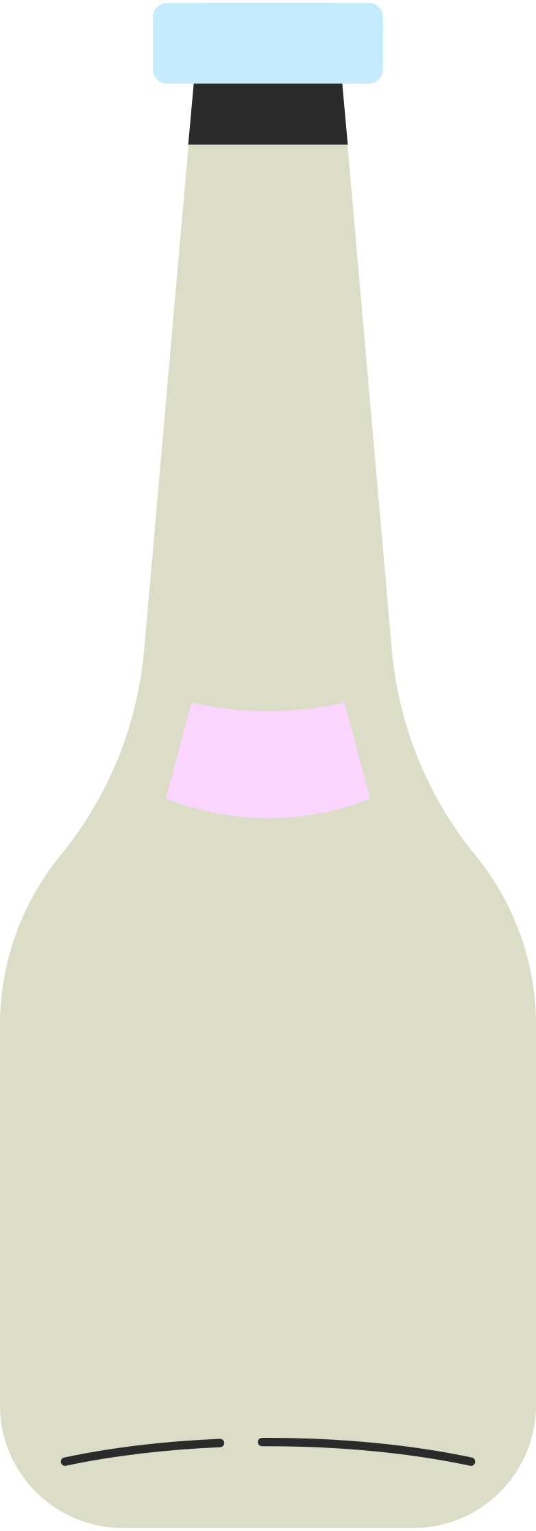alcohol Clipart illustration in PNG, SVG