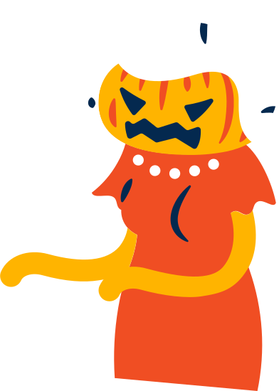 style pumpkin woman images in PNG and SVG   Icons8 Illustrations