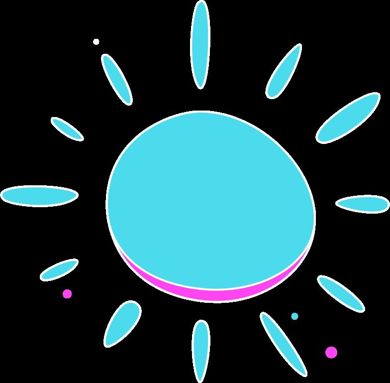 Imágenes vectoriales rg sol azul en PNG y SVG estilo  | Ilustraciones Icons8