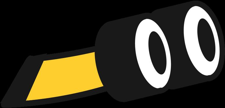 penguin glasses Clipart illustration in PNG, SVG