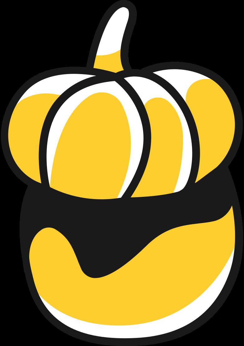 oak nut Clipart illustration in PNG, SVG