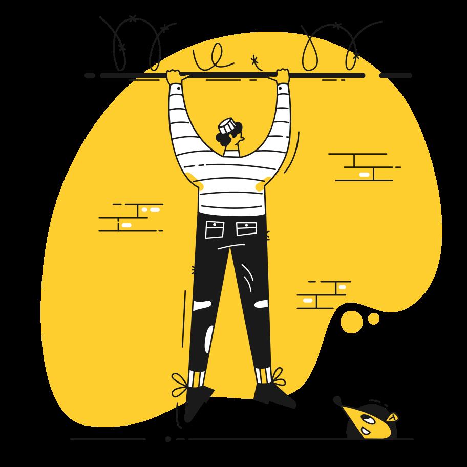 Log out Clipart illustration in PNG, SVG