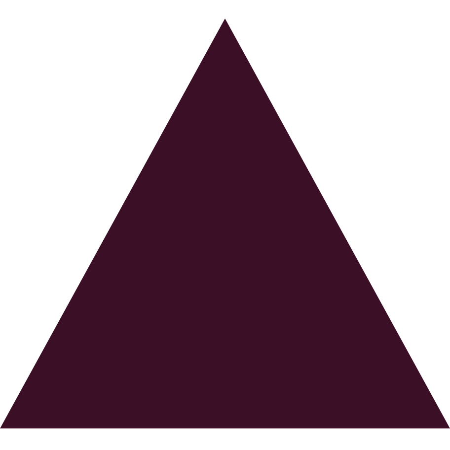 triangle brown Clipart illustration in PNG, SVG