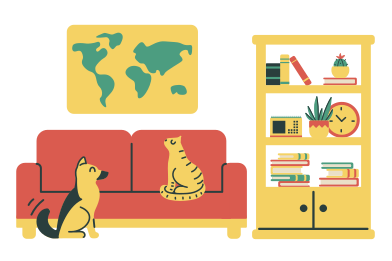 style Living room images in PNG and SVG | Icons8 Illustrations