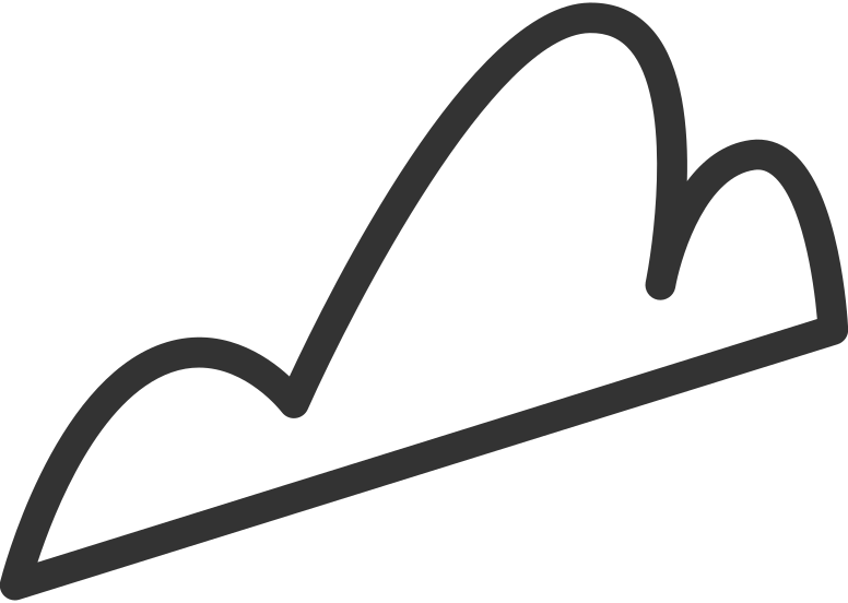 bad gateway  cloud Clipart illustration in PNG, SVG