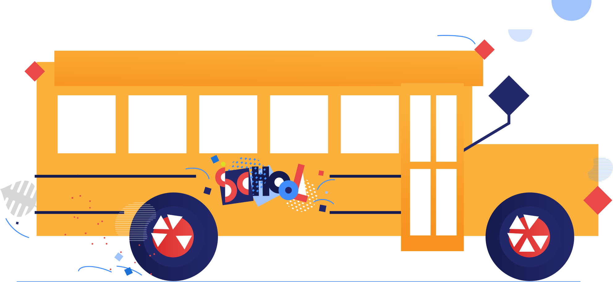 style school bus Vector images in PNG and SVG | Icons8 Illustrations