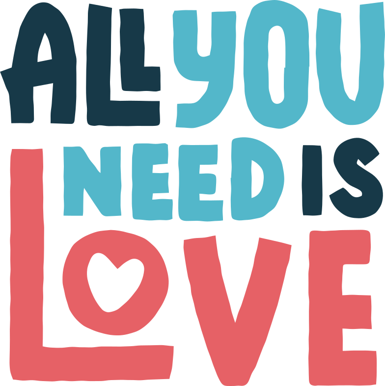 style all you need is love Vector images in PNG and SVG | Icons8 Illustrations