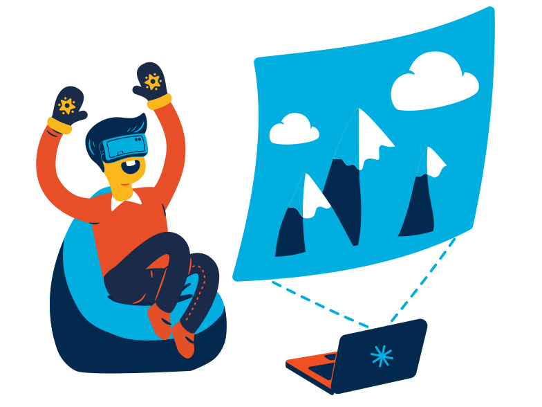 style VR journey Vector images in PNG and SVG | Icons8 Illustrations