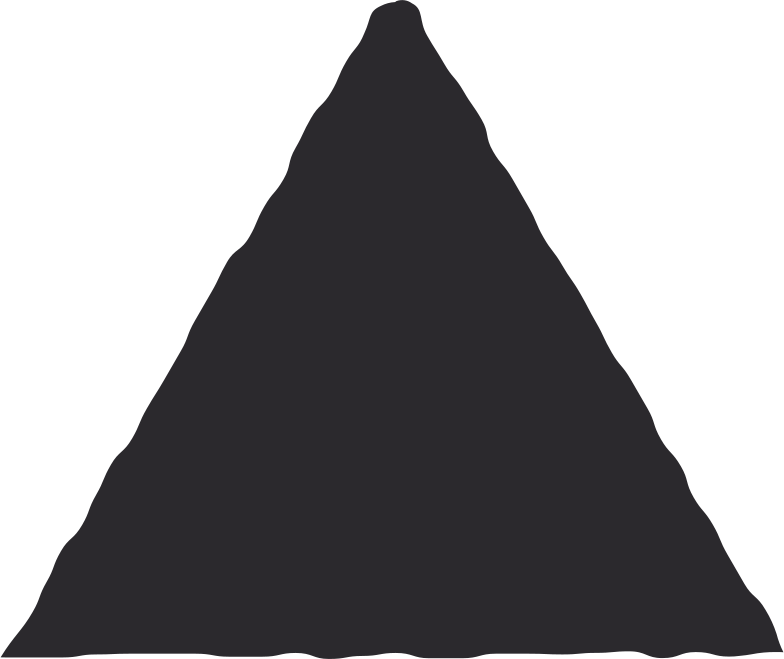 style triangle black Vector images in PNG and SVG | Icons8 Illustrations