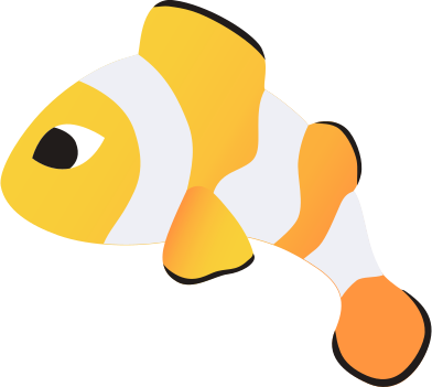 style clown fish amphiprion images in PNG and SVG | Icons8 Illustrations