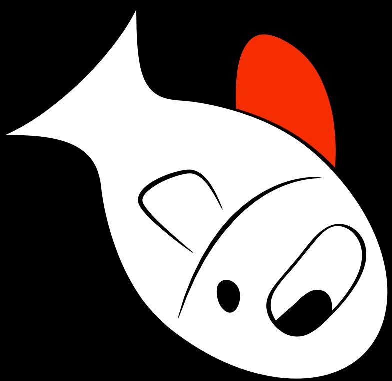 fish Illustrazione clipart in PNG, SVG