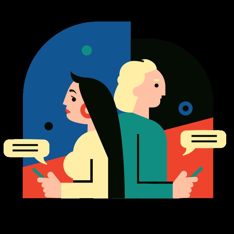 Correspondence Clipart illustration in PNG, SVG