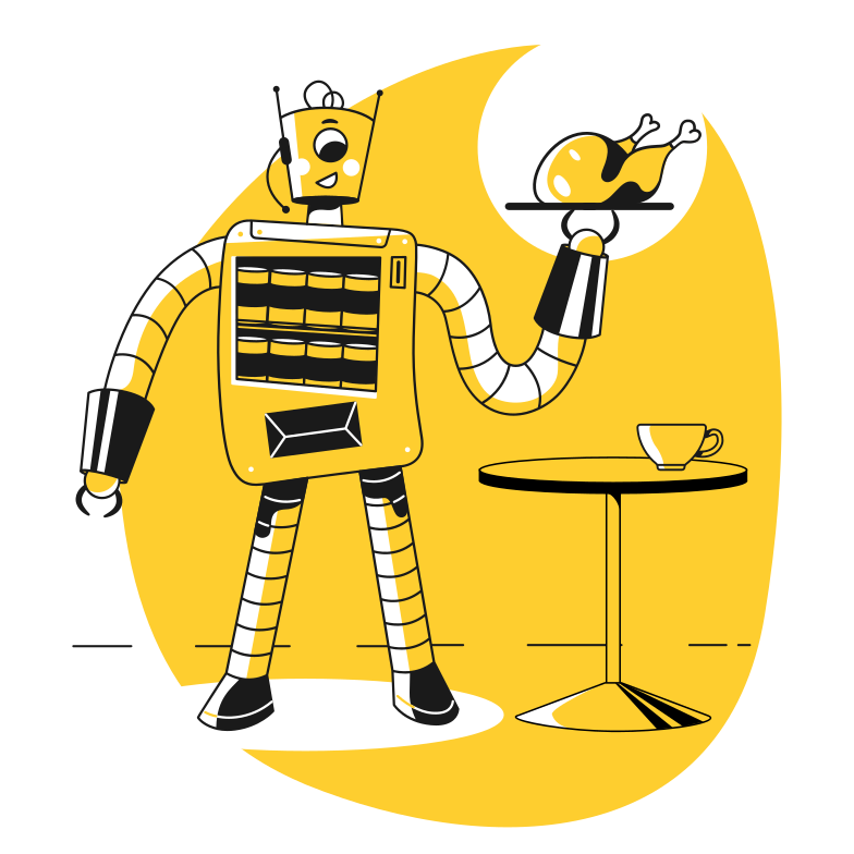 style Waiter Vector images in PNG and SVG | Icons8 Illustrations