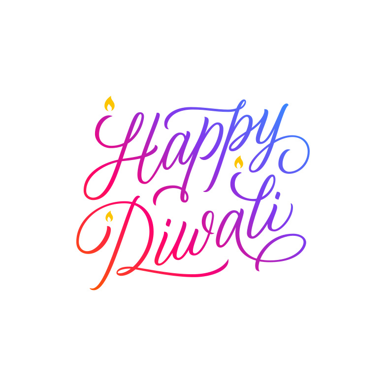 style happy diwali candles gradient Vector images in PNG and SVG | Icons8 Illustrations