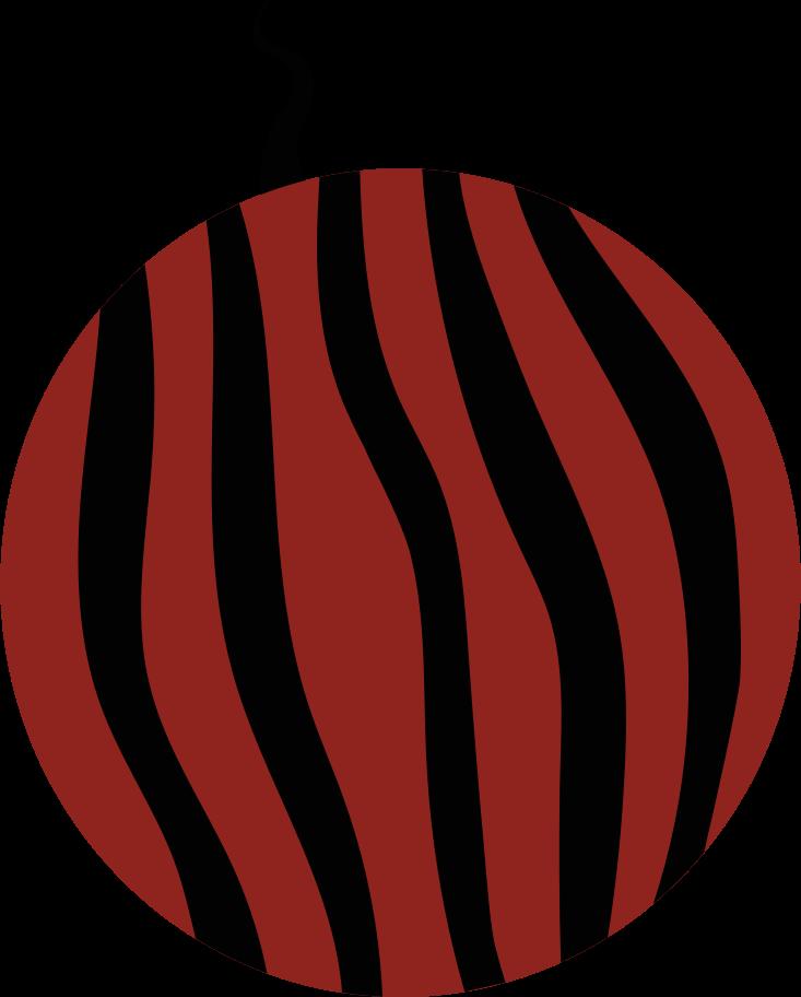 Ilustración de clipart de Sandía en PNG, SVG