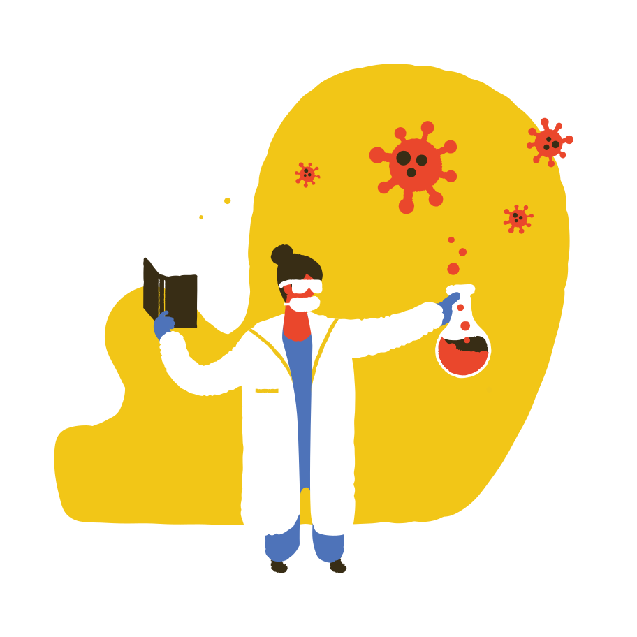 Laboratory Clipart illustration in PNG, SVG