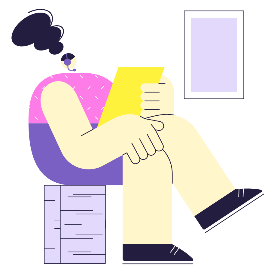 Call center Clipart illustration in PNG, SVG