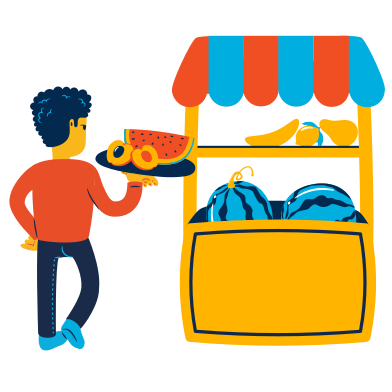 style Fruit shop images in PNG and SVG   Icons8 Illustrations
