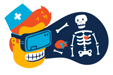 style Vr医学 images in PNG and SVG | Icons8 Illustrations