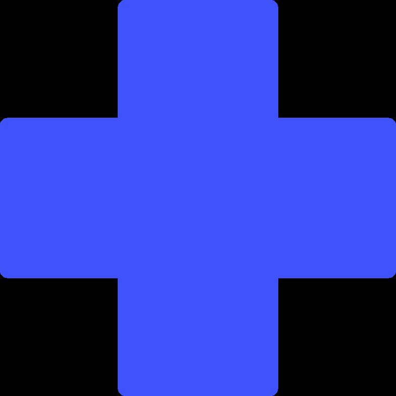 cross shape Clipart illustration in PNG, SVG