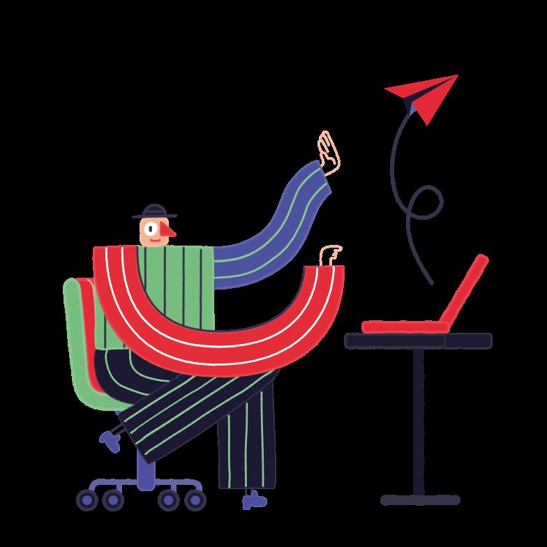Message Clipart illustration in PNG, SVG