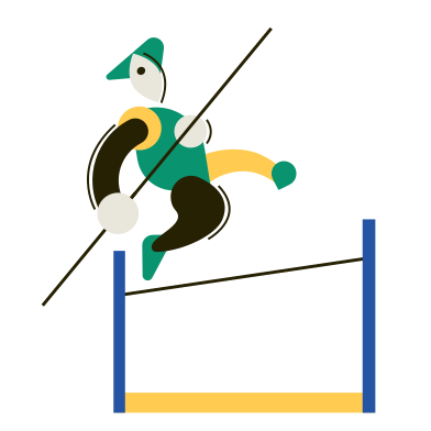 style Sportsman images in PNG and SVG | Icons8 Illustrations