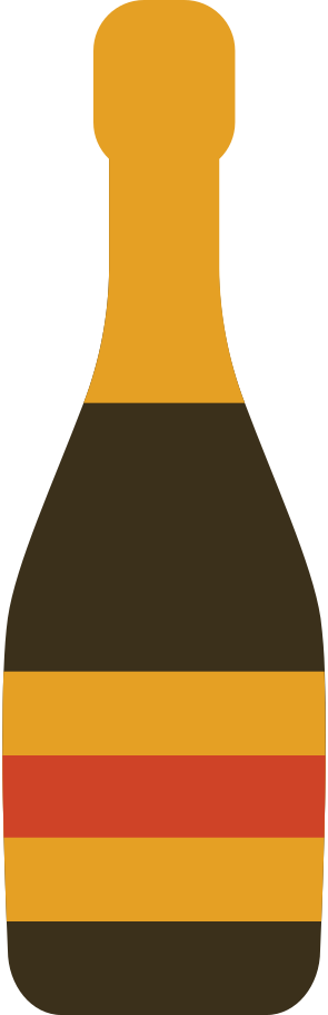 style champagne bottle Vector images in PNG and SVG | Icons8 Illustrations