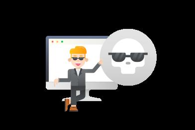style Dark web, serviço de segurança na web images in PNG and SVG | Icons8 Illustrations