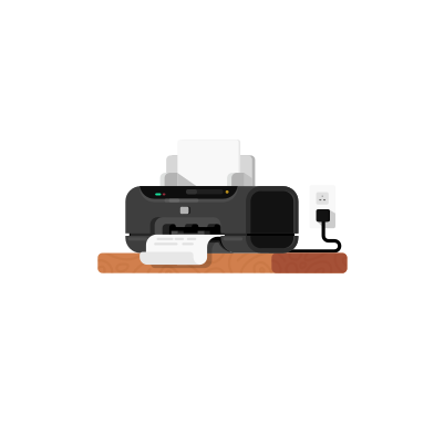 style Printer images in PNG and SVG | Icons8 Illustrations