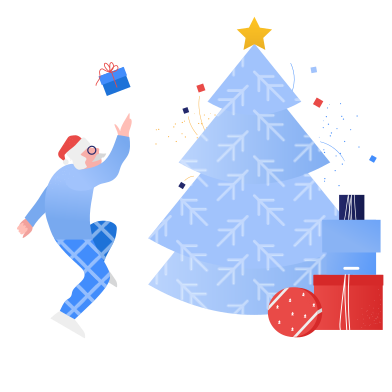 style Rejoice at gifts images in PNG and SVG | Icons8 Illustrations
