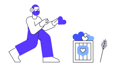 style Love box  images in PNG and SVG | Icons8 Illustrations