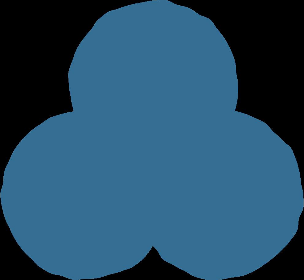 Style  Bleu trèfle Images vectorielles en PNG et SVG | Icons8 Illustrations