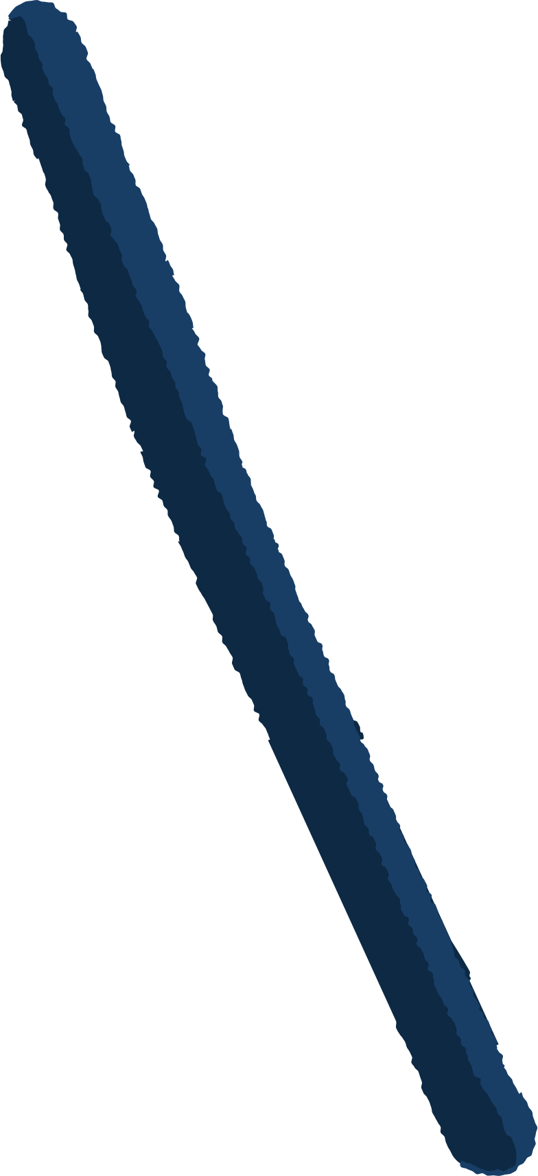 police baton Clipart illustration in PNG, SVG