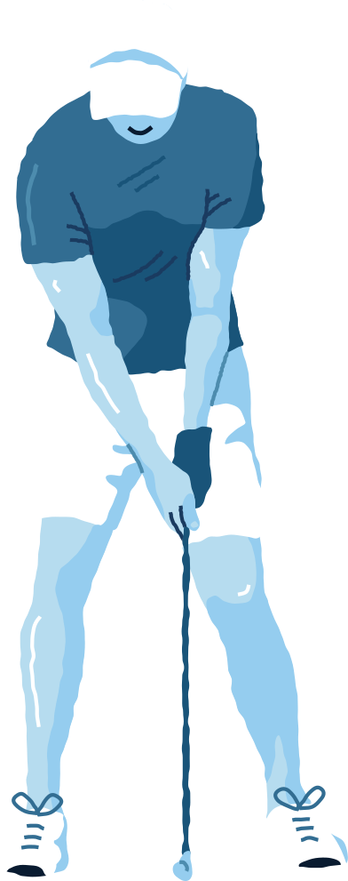 style golfer images in PNG and SVG   Icons8 Illustrations