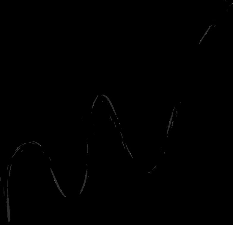 tk black wave Clipart illustration in PNG, SVG