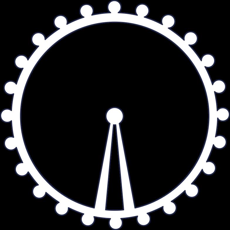 london building 4 line Clipart illustration in PNG, SVG