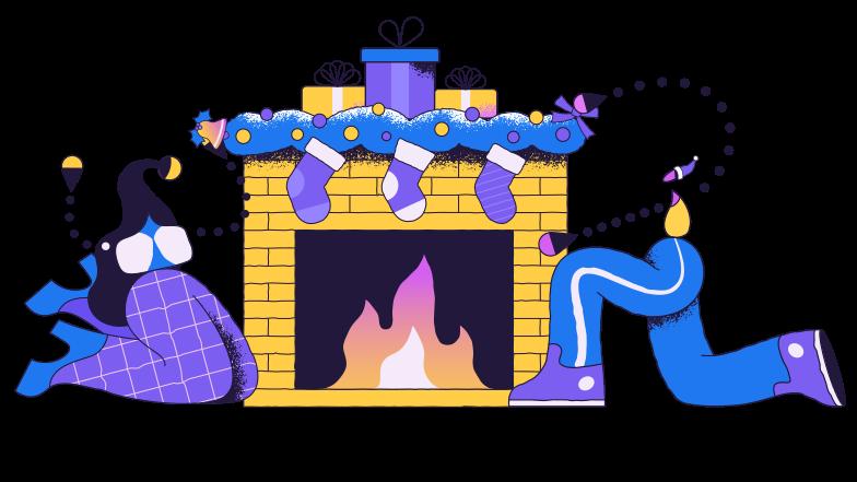 Home decoration Clipart illustration in PNG, SVG