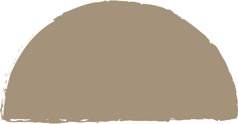 semicircle-grey Clipart illustration in PNG, SVG