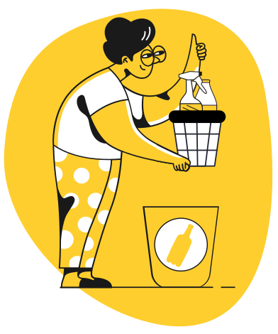 style Waste collection images in PNG and SVG | Icons8 Illustrations