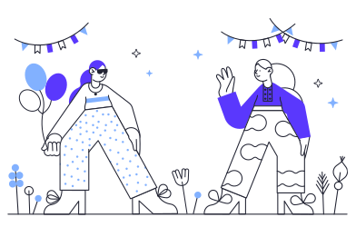 Party Clipart Illustrations & Images in PNG and SVG