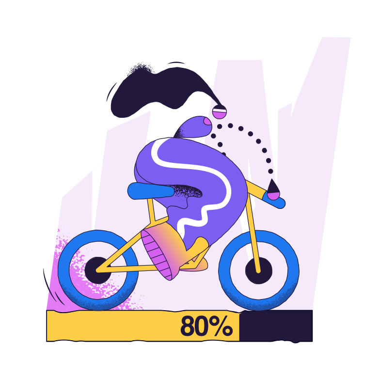 style In progress Vector images in PNG and SVG | Icons8 Illustrations