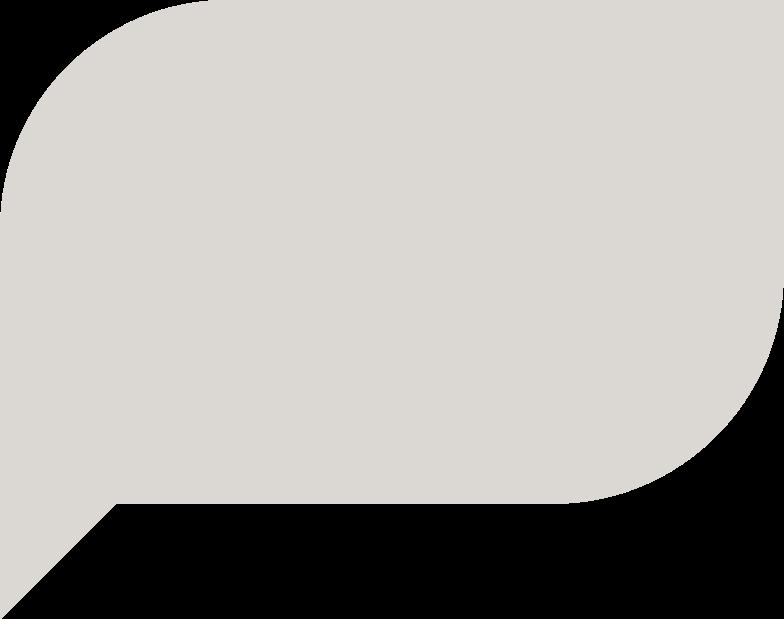 Illustration clipart speech bubble aux formats PNG, SVG