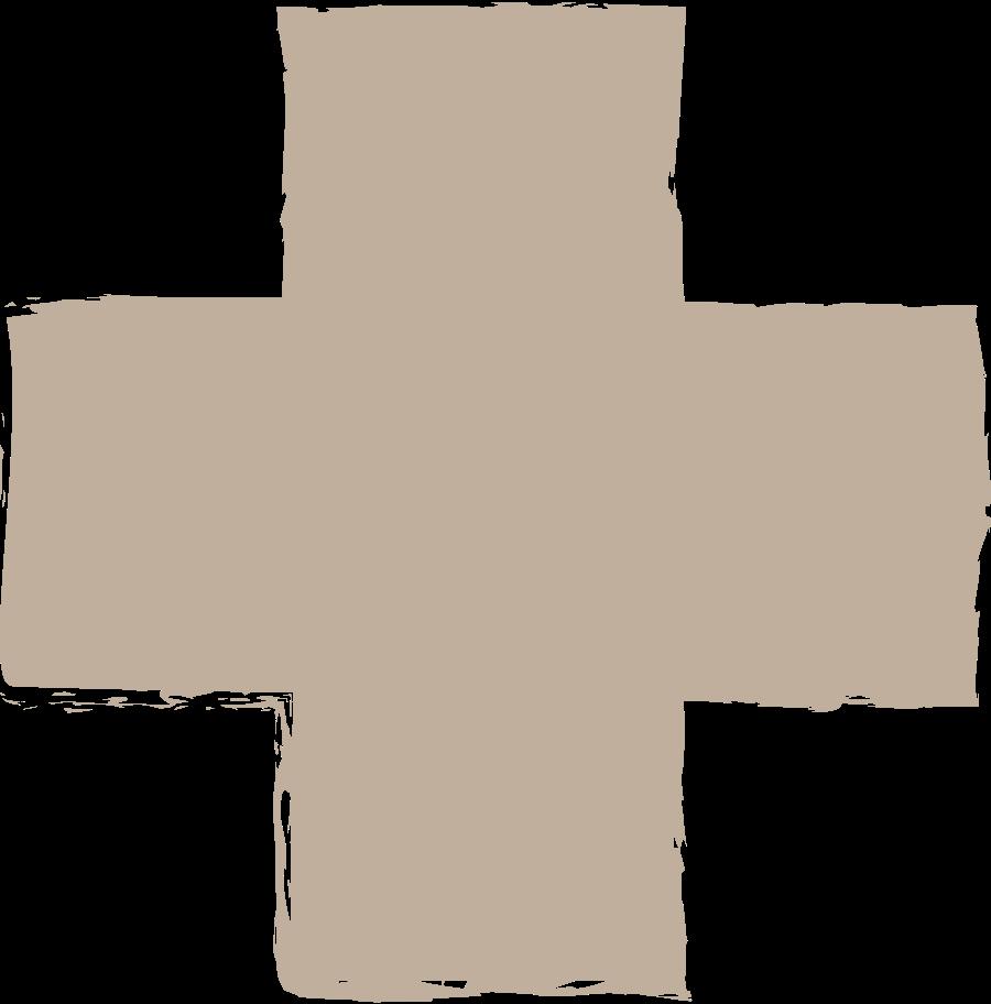 cross-light-grey Clipart illustration in PNG, SVG