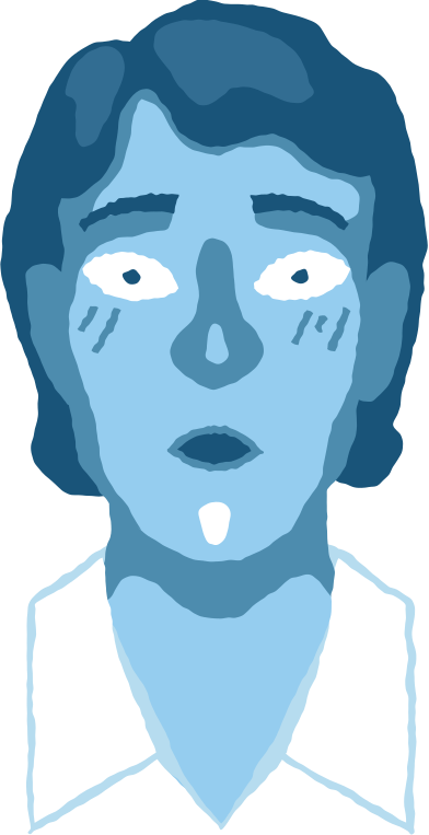 style man head surprised images in PNG and SVG | Icons8 Illustrations