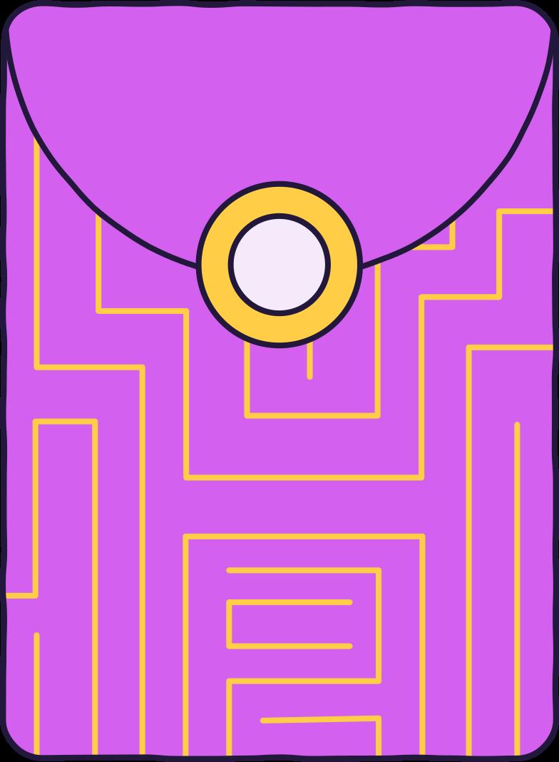 red envelope Clipart illustration in PNG, SVG